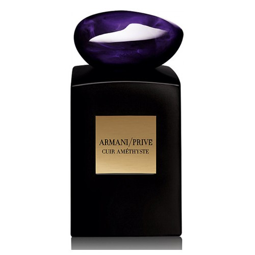 Giorgio Armani Prive Luxury Products Cuir Amethyste