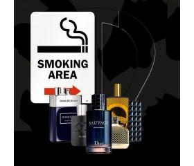 عطرهای مناسب آقایان سیگاری