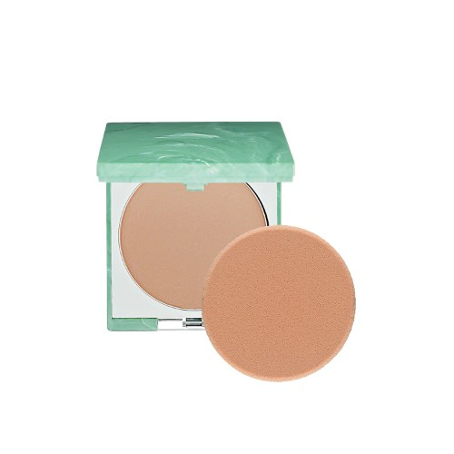کلینیک پن کیک Superpowder Double Face Makeup 02 Matte Beige
