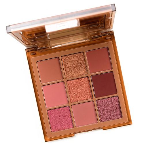 Huda Beauty Nude Obsessions Eyeshadow Palette Medium