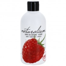 Naturalium Shampoo & Conditioner 2 in 1 Nourishing Raspberry