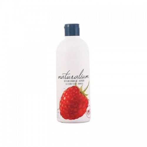 Naturalium Bath & Shower Gel Nourishing Raspberry