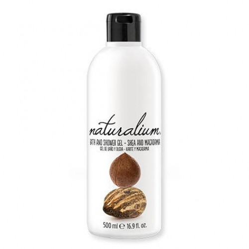 Naturalium Bath & Shower Gel Nourishing Shea & Macadamia