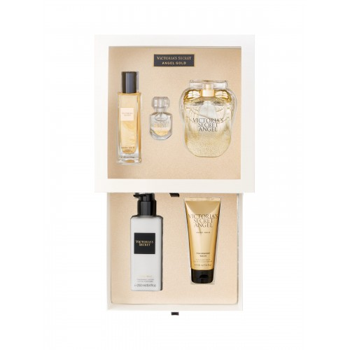Victoria's Secret Angel Gold 5pc Gift Set