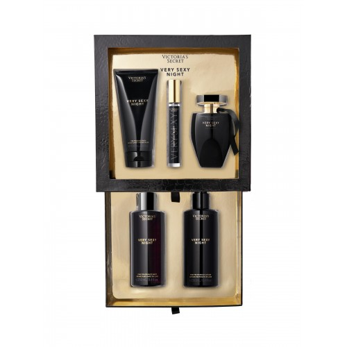 Victoria's Secret Very S.e.x.y Night 5pc Gift Set